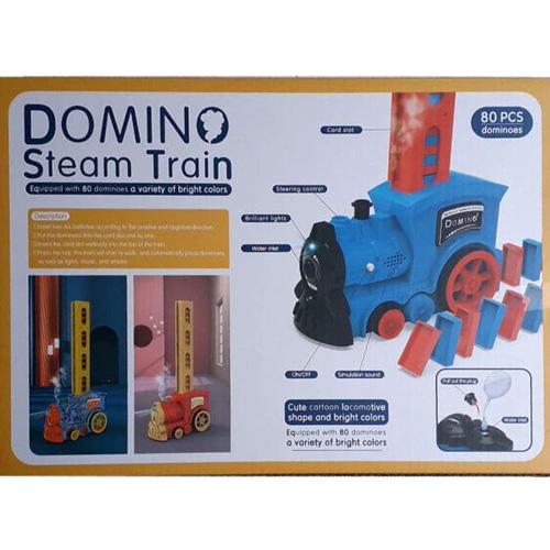 Игра Domino Steam Train