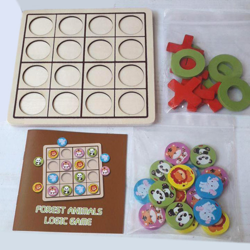 Деревянная игрушка Игра MD 2461
