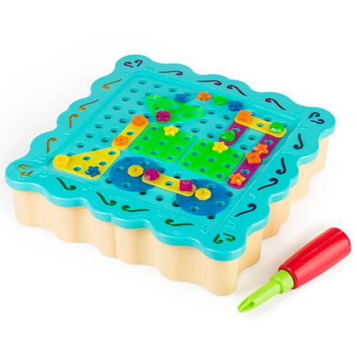 Болтовая мозаика Diy Light Puzzle TLH-09
