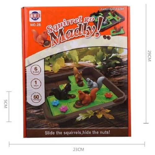 Настольная игра Squirrels go Madly 28