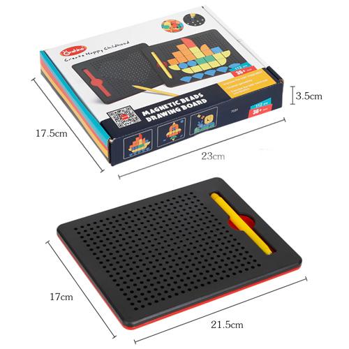Магнитная доска для рисования с мозаикой TNWX-7031